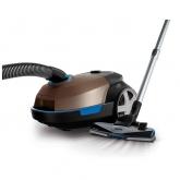Aspirator cu sac Philips Performer Active FC8577/09, 650 W, 4 l, AirflowMax technology, TriActive