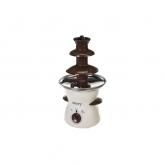 Fantana de ciocolata Camry CR 4457, 190W, 500 ml ,3 cascade, Alb