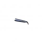 Placa de indreptat parul Remington Sapphire Pro S9509, 235 grade, Functie Turbo Boost, Invelis Ceramic, Negru/Albastru