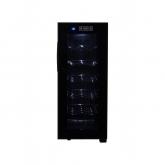 Racitor vin termoelectric pentru 12 sticle, Camry CR 8068 , 33L, negru