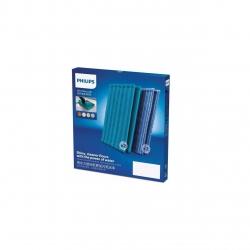 Accesoriu pentru aspirator vertica Philips Aqua XV1700/01, 2 bureti si 2 lavete