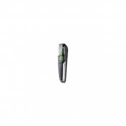 Aparat de tuns barba Remington Vacuum MB6850, Acumulator, Aspirare, 2-18 mm, Lame titan, Negru MB6850