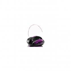 Aparat manichiura-pedichoiura DOM311A, 2 viteze, 9 accesorii, Negru/Mov