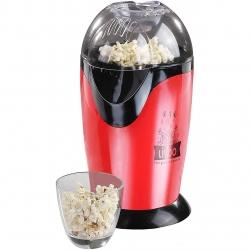 Aparat pentru popcorn DomoClip DOM336, 1200 W, Rosu/Negru