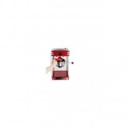 Aparat pentru popcorn DomoClip DOM365 XXL, 310W, vas din otel inoxidabil, functie de mentinere caldura, Rosu
