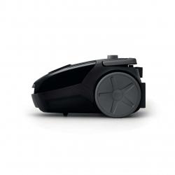 Aspirator cu sac Philips PowerGo FC8241/09, 750W, 3L, Eticheta energetica AAA, Filtru anti-alergic, Negru