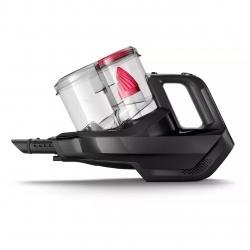 Aspirator vertical Philips FC6722/01 SpeedPro, 18 V, 0.4 l, autonomie 30 min, filtru lavabil, Rosu