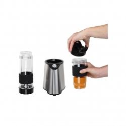 Blender cu 2 Recipiente Portabile cu Capac Livoo DOP170N