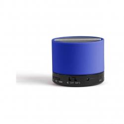 Boxa portabila Clip Sonic TES175B , Compatibil Bluetooth, Slot card, Baterie reincarcabila , Intrare auxiliar , Albastru
