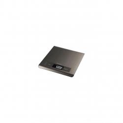 Cantar digital de bucatarie  Medisana KS250 40474, 5 Kg, butoane Touch , Bluetooth, Negru
