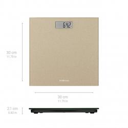 Cantar digital pentru baie din sticla , Medisana, PS 500 40490, Auriu