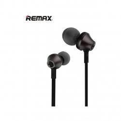 Casti audio cu fir Remax 610D, Negru
