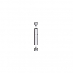 Casti in-ear Clip Sonic TES185S 2 in 1 Wireless si Bluetooth, Silver