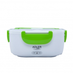 Cutie electrica pentru incalzirea pranzului,ADLER AD 4474,Verde