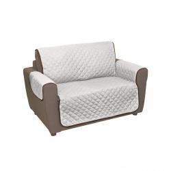Cuvertura reversibila pentru fotoliu Mediashop Couch Coat, doua  fete,