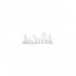 Decoratiune de Craciun, led peisaj alb rece RXL 281