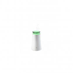 Difuzor de arome cu uleiuri esentiale Essentielle Deco DE150, LED, Functie purificare aer, ALB