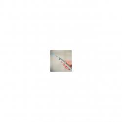 Dispozitiv de curatare dentara Mediashop DentaPic Sonic, 2 capete interschimbabile, oglinda, Alb-Gri