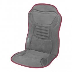 Husa de scaun Ecomed MC-85E cu incalzire si vibratii, Gri