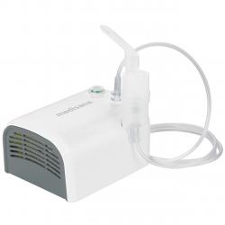Inhalator Medisana IN 510 54547, Masca pentru bebelusi, Furtun de 180cm, Adaptor nazal, Alb