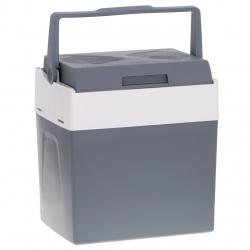 Lada frigorifica portabila Camry CR 8065, alimentare 12 V DC sau 220 V AC, capacitate 24 L