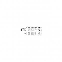 Masina De Cusut Electromecanica Minerva SEWMASTER, 24 Programe, 800 Imp/Min, 70W, Alb/Bleu