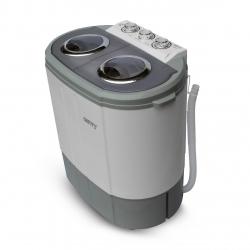 Masina de spalat rufe Camry, CR 8052, 3 kg, Clasa B, Gri