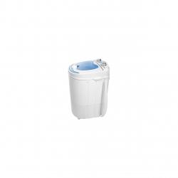 Masina de spalat rufe semiautomata portabila MESKO MS 8053, 580 wati, alb