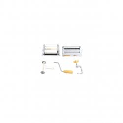 MEN41 Masina pentru spaghetti/ravioli Kitchen Artist, argintiu