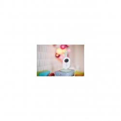 Monitor video digital pentru copii Philips Avent SCD831/52, LCD 2.7 inch, cantece de leagan si functie Talkback, Alb