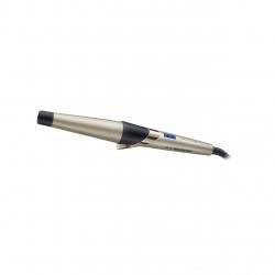 Ondulator Remington Advanced Colour Protect CI86X5, Senzor inteligent, Ceramica cu Shea si Filtre UV, 25-38 mm, LCD, 210 grade C, Auriu