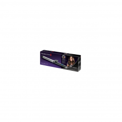 Ondulator Remington Pro Soft Curl CI6525, 220°C, 25mm, display digital, Negru