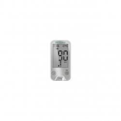 Pachet glucometru cu biosenzor 99246 MediTouch® 2 mg/dL si  benzi testare glucoza Medisana MediTouch 2 (2 x 25 pcs)