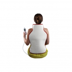 Perna Electrica pentru gat si spate Wellness by DomoClip DOW102, 100W