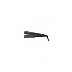 Placa de creponat parul Remington Ceramic Crimp S3580, Placi ceramice cu turmalina, 150-220 C, Negru S3580