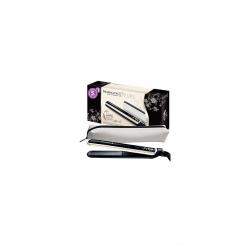 Placa de indreptat parul Remington S9500, 235 grade, LCD, Easy lock, negru/gri
