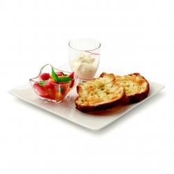 Prajitor de paine Philips HD2628/00, Putere 950 W, 2 felii, Rosu Burgundy