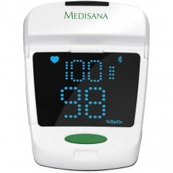 Puls oximetru portabil  Medisana PM150 79457, Bluetooth, Display LED, Alb