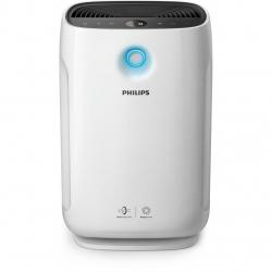 Purificator de aer Philips AC2887/10, Indicator PM2.5, 3 setari, Turbo, Alb