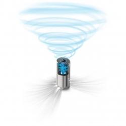 Purificator de aer Philips AC3854/50, CADR 500 m3/h, AeraSense, VitaShield, Clean Home+, Senzor PM2.5, Argintiu