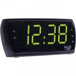 Radio cu ceas si alarma ADLER AD 1121,negru