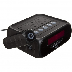 Radio cu ceas si alarma , proiectie laser ADLER AD 1120 ,negru