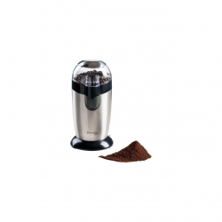 Rasnita de cafea DomoClip DOD116, 120 W, 40 gr, Negru/Inox