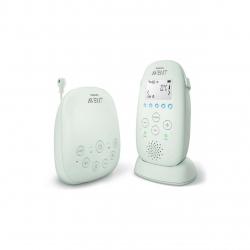 SCD721/26 Sistem DECT de monitorizare pentru copii SCD721/26