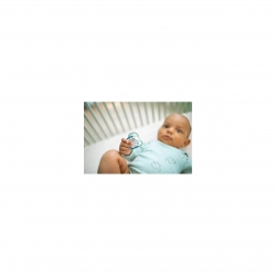 Set 2 suzete Philips-Avent SCF080/05, ultra air 0-6 luni, Ortodontice, fara BPA, Elefant / Pinguin