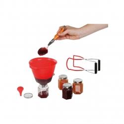 Set 7 piese pentru preparare dulceata Kitchen Artist MEN338