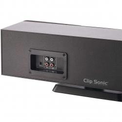 Sound bar Clip Sonic 2.1 bluetooth, Negru TES150