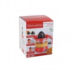 Storcator citrice DomoClip DOD131RN, 25W, 0.7 L, 1 viteza, Rosu