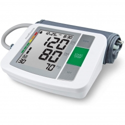 Tensiometru electronic de brat Medisana BU 510, Alb