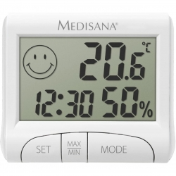 Termometru/Higrometru digital HG100 Medisana 60079